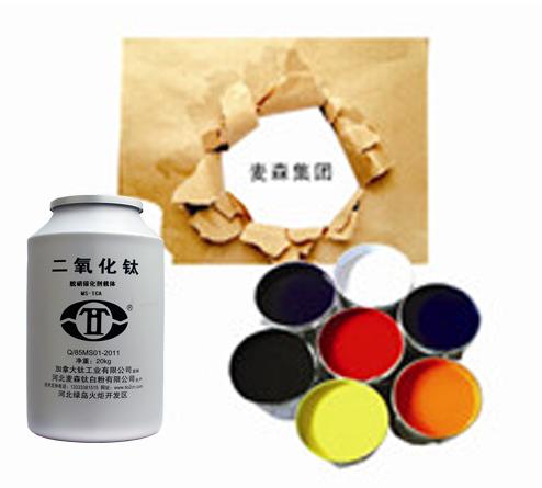 造纸级钛白粉(NA-107)